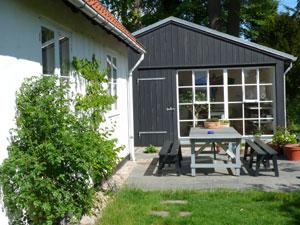 Opførelse af garage og udhus i tilknytning til eget hus 2
